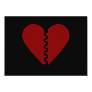 BrokenHeart_Vector_Clipart Card