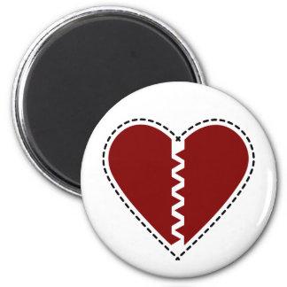 BrokenHeart_Vector_Clipart Fridge Magnets