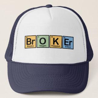 Broker made of Elements Trucker Hat