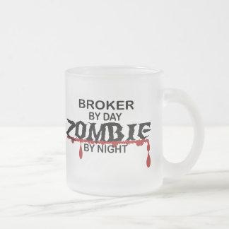 Broker Zombie Mug