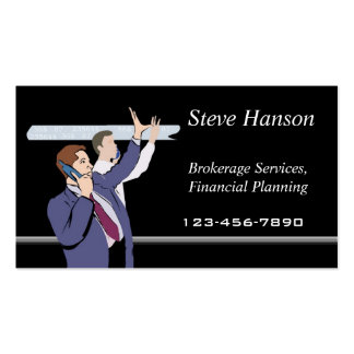 Brokerage Company Business Card