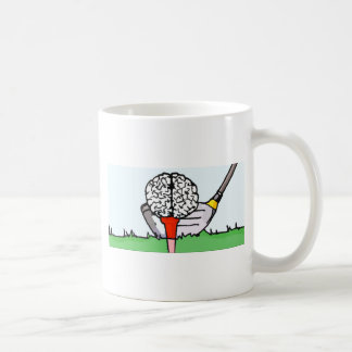 Brolf: Brain Golf! Coffee Mug