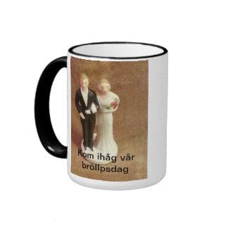 Bröllopspar (old fashion) mug