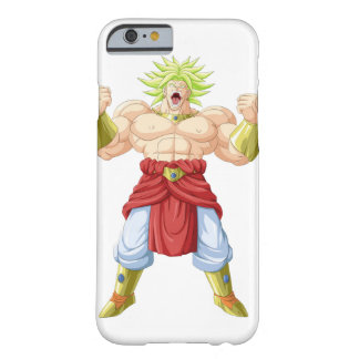 brolyn super saiyan barely there iPhone 6 case