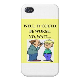 broma del doctor iPhone 4 cobertura