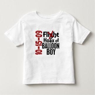 Broma del muchacho del globo t-shirt