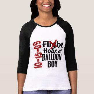Broma del muchacho del globo t shirts