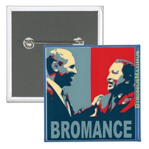 Bromance! 2 Inch Square Button
