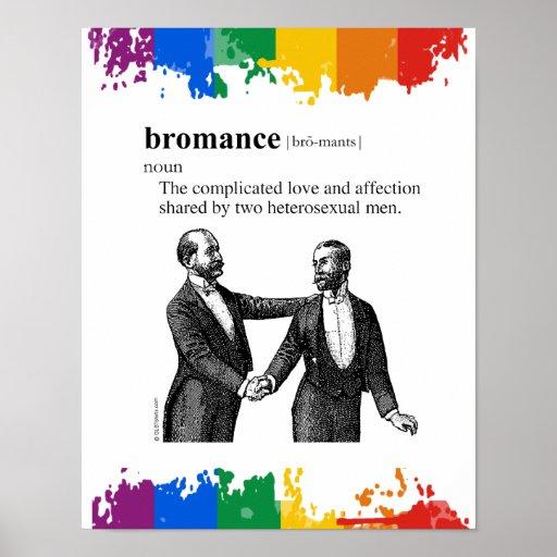 BROMANCE POSTERS