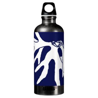 Bromeliad Aluminum Water Bottle