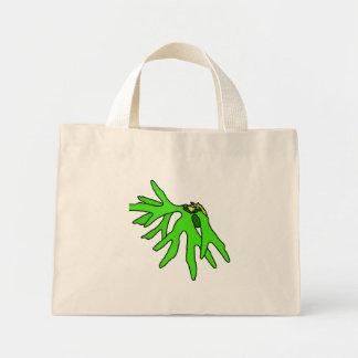 Bromeliad Bolsa Tela Pequeña