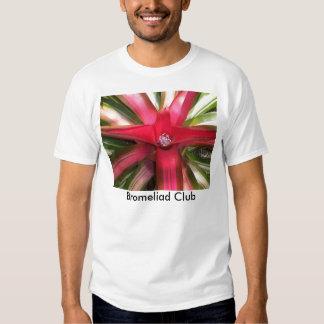 Bromeliad Club Shirt