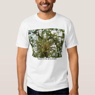 Bromeliad Outside Grutas de la Estrella T-shirt