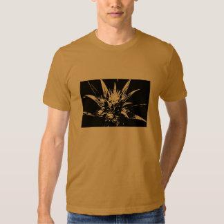 Bromeliad Print Tee Shirt