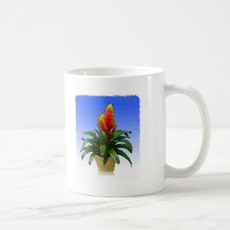 Bromeliad Vriesea Tosca Coffee Mug