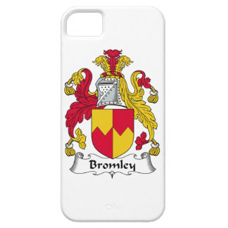 Bromley Family Crest iPhone 5 Case