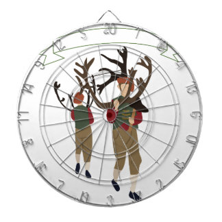 Bromley Horn Dance Dartboards