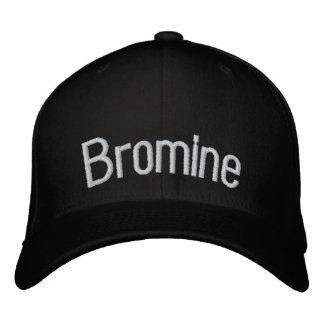 Bromo Gorra Bordada