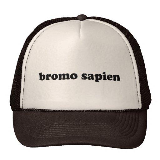 BROMO SAPIEN TRUCKER HAT
