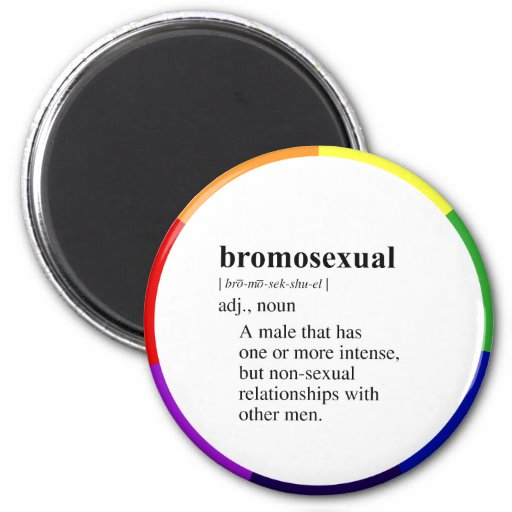 BROMOSEXUAL MAGNETS