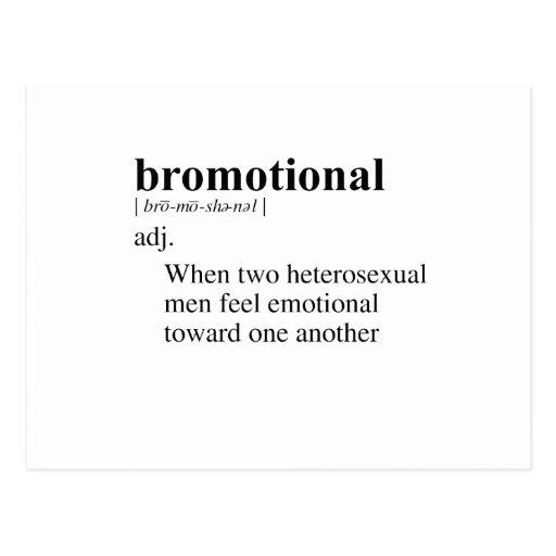 BROMOTIONAL POSTAL