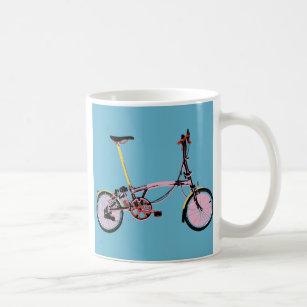 Gift Cup Present Birthday Folding Bike Bicycle Very nice Brompton MUG