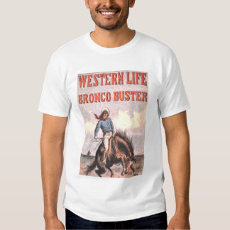 Bronc Buster T-Shirt