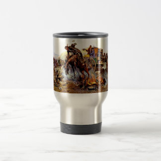 Bronc Travel Mug