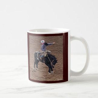 Bronc Twister Coffee Mug