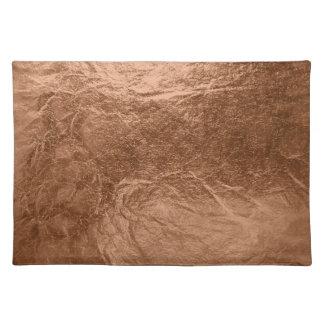 Bronce abstracto/falso de PixDezines Mantel