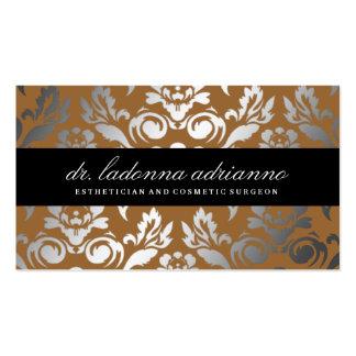 Bronce del damasco de 311 Ladonna Tarjetas De Visita