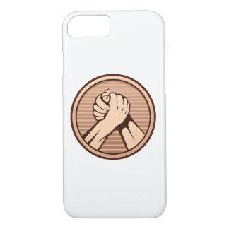 Bronce del pulso funda iPhone 7