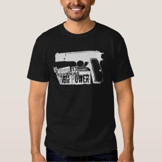 Bronceado de Hola-Poder Camisas