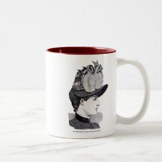"""""""Bronceado"""" Two-Tone Coffee Mug"""