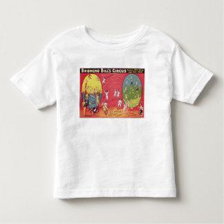 Broncho Bill's Circus, Birmingham c.1890-1910 Toddler T-shirt