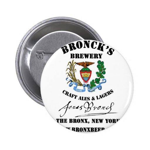 Broncks Brewert Pins