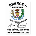 Broncks Brewert Postales