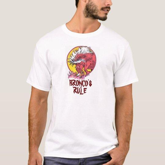BRONCO BIRTHDAY BASH T-Shirt