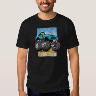 Bronco_Blue.png T-shirt