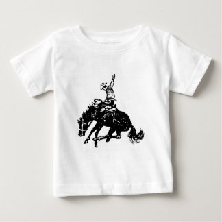 Bronco Buster Baby T-Shirt