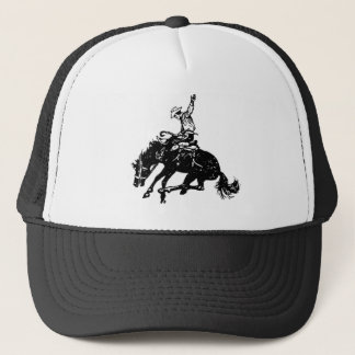 Bronco Buster Trucker Hat
