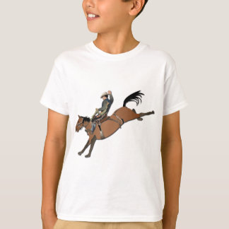 Bronco Buster without Text T-Shirt