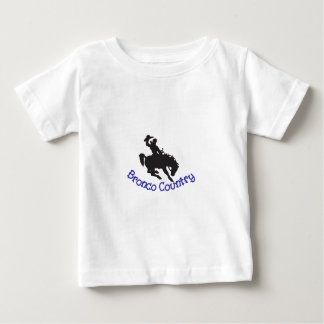 Bronco Country Baby T-Shirt