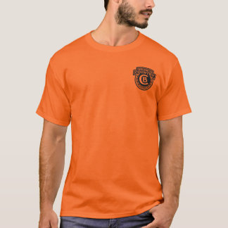 Bronco Country Orange T-Shirt