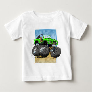 Bronco_Green.png Baby T-Shirt