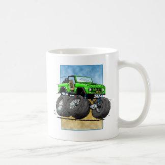 Bronco_Green.png Coffee Mug