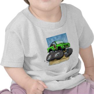 Bronco_Green.png Camisetas