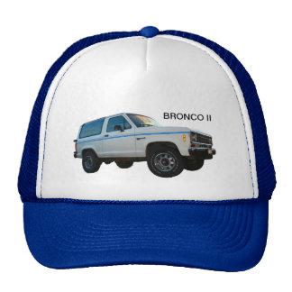 BRONCO II TRUCKER HAT