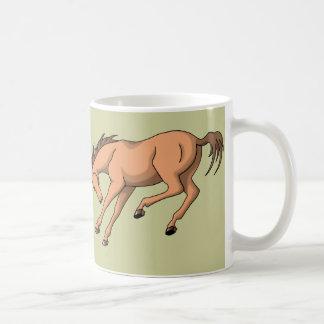 Bronco Classic White Coffee Mug