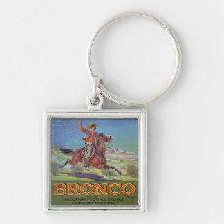 'Bronco Oranges', c.1900 (colour litho) Keychains
